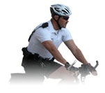Bike Officer Picture