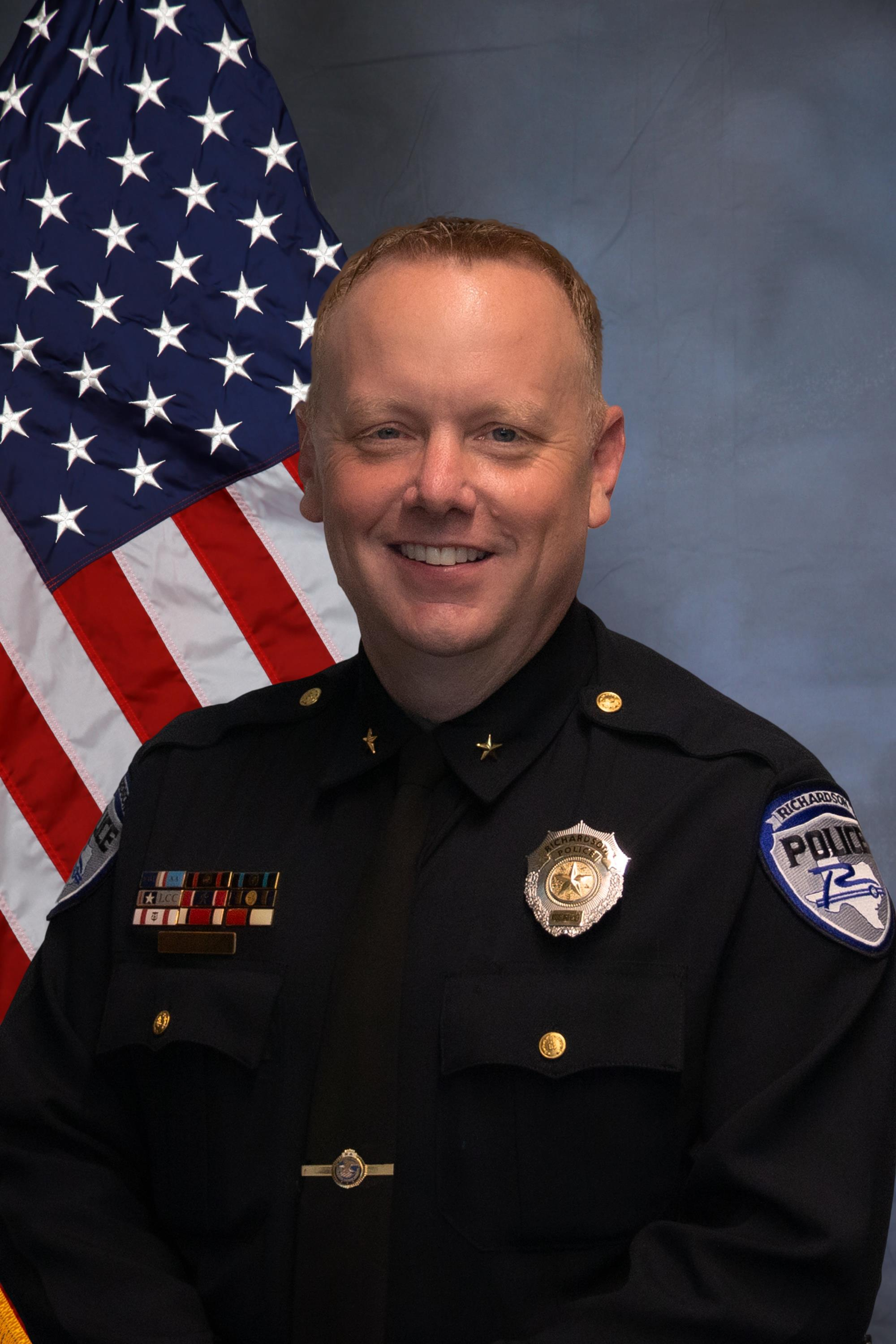 Assistant Chief Coby Pewitt Picture